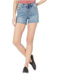 Sam Edelman Stiletto Shorts - Blue
