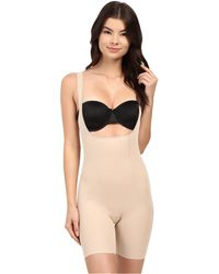 Miraclesuit - Back Magic Extra Firm Torsette Thigh Slimmer (nude) Women's Underwear - Lyst