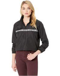 7632bffa71d Lyst - Vans Southfield Puffer Jacket Mte (black) Women s Coat in Black