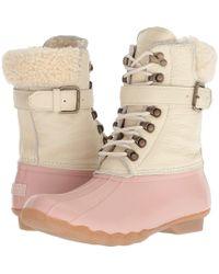 b7e52de19730 Sperry Top-Sider - Shearwater (gray) Women s Rain Boots - Lyst