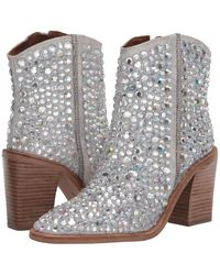 Free People Barclay Backstage Heel Boot - White