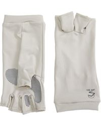 Sunday Afternoons Uvshield Cool Gloves, Fingerless - Natural