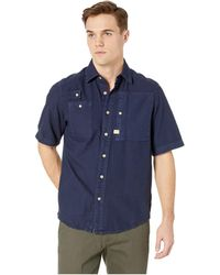 G-Star RAW - Utility Straight Shirt (sortho Blue) Men's Clothing - Lyst