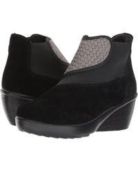 Bernie Mev - Megan (black) Women's Wedge Shoes - Lyst