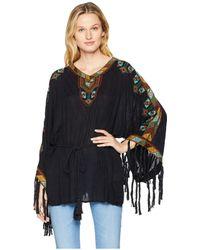Double D Ranchwear - Macedonia Top (black) Women's Clothing - Lyst