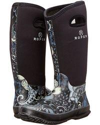 Roper - Flower Barn Boot - Lyst