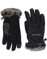 Columbia Heavenly Gloves - Black