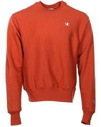 Champion Reverse Weave - Orange