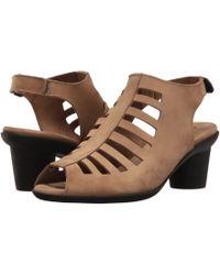 Arche - Elexor (sand Nubuck) Women's Shoes - Lyst