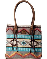 STS Ranchwear Sedona Large Chaps Tote - Brown