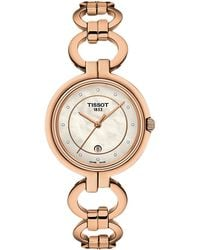 Tissot - Flamingo - T0942103311601 (rose Gold 5n) Watches - Lyst
