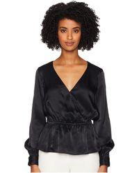 Rachel Zoe - Noel Top (black) Women's Clothing - Lyst