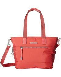 1c005e428474 Lyst - Hedgren Glaze Rfid Large Tote (zinc) Tote Handbags - Save 57%
