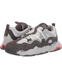 Globe Option Evo Skate Shoes Sneakers - Gray