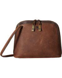 STS Ranchwear - The Baroness Crossbody (brown) Cross Body Handbags - Lyst