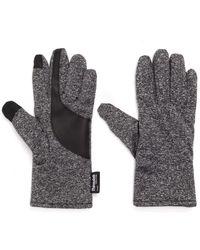 Muk Luks Stretch Gloves - Black
