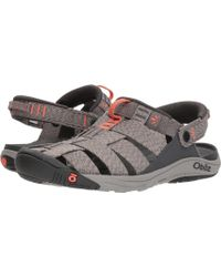 Obōz - Campster (heather Gray/coral) Women's Shoes - Lyst