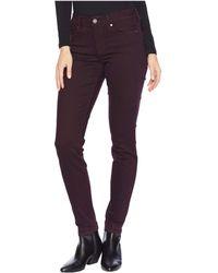Liverpool Jeans Company - Abby Skinny In Slub Stretch Twill (biking Red) Women's Casual Pants - Lyst