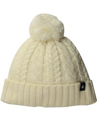 Smartwool - Ski Town Hat (natural) Beanies - Lyst