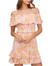 Astr - Riviera Dress - Lyst