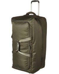 Lipault 0% Pliable 30 Wheeled Duffel Duffel Bags - Green