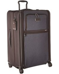 Tumi Alpha 3 Short Trip Wheeled 26-inch Packing Case - Gray