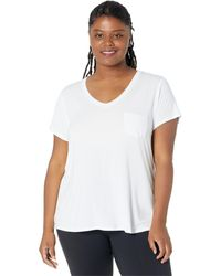 Prana - Plus Size Foundation Short Sleeve - Lyst