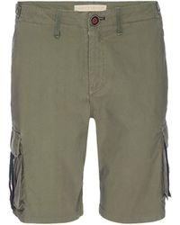 Nifty Genius Cargo Shorts - Green