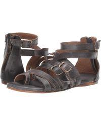 Bed Stu Miya Gladiator Sandal - Brown