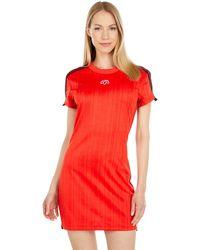 adidas Originals Aw Dress Dress - Red