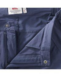 Fjallraven High Coast Hike Shorts - Blue