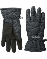 Columbia - Mighty Litetm Glove (dusty Purple) Extreme Cold Weather Gloves - Lyst