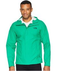 The North Face - Venture 2 Jacket (primary Green primary Green) Men s Coat d3113b58a