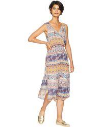 O'neill Sportswear - Keena Dress (multicolored) Women's Dress - Lyst