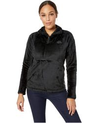 717a3cab6 The North Face Osito Sport Hybrid Full Zip in Black - Lyst