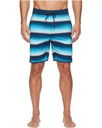 Billabong - 73 Lt Lineup Boardshorts (tar) Men's Swimwear - Lyst