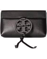 c6dde8f5fb06 Tory Burch - Miller Belt Bag (black) Women s Belts - Lyst