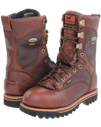 Irish Setter - Elk Tracker Gore-tex(r) 12 882 (brown Full Grain Leather) Men's Waterproof Boots - Lyst