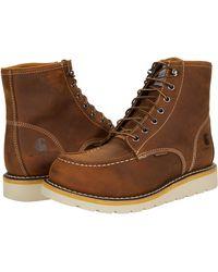 Carhartt Wedge 6 Waterproof Soft Toe - Brown