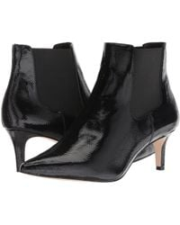Jessica Simpson - Radeline (black Crinkle Patent) Women's Shoes - Lyst