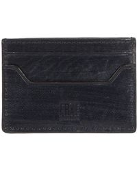 Frye Austin Card Case - Blue