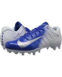 Nike - Vapor Varsity 3 Td (black/white/anthracite) Men's Cleated Shoes - Lyst