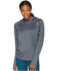 Brooks - Dash Hoodie (heather Asphalt) Women's Sweatshirt - Lyst