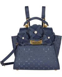 Zac Zac Posen Eartha Convertible Backpack Backpack Bags - Black