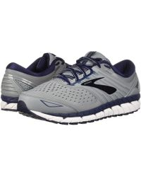a9e6c7baff6d8 Brooks - Beast  18 (black grey silver) Men s Running Shoes -
