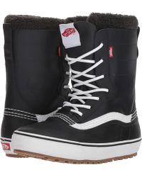 Vans Standardtm Snow Boot '18 - Black