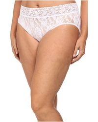 Hanky Panky - Plus Size Signature Lace French Brief Underwear - Lyst