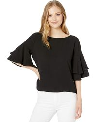 Jack BB Dakota - Take It Or Sleeve It Blouse - Lyst
