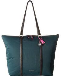 Vera Bradley - Midtown Tote (woodland Green) Tote Handbags - Lyst