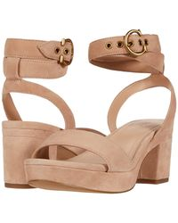 COACH Serena Sandal - Natural
